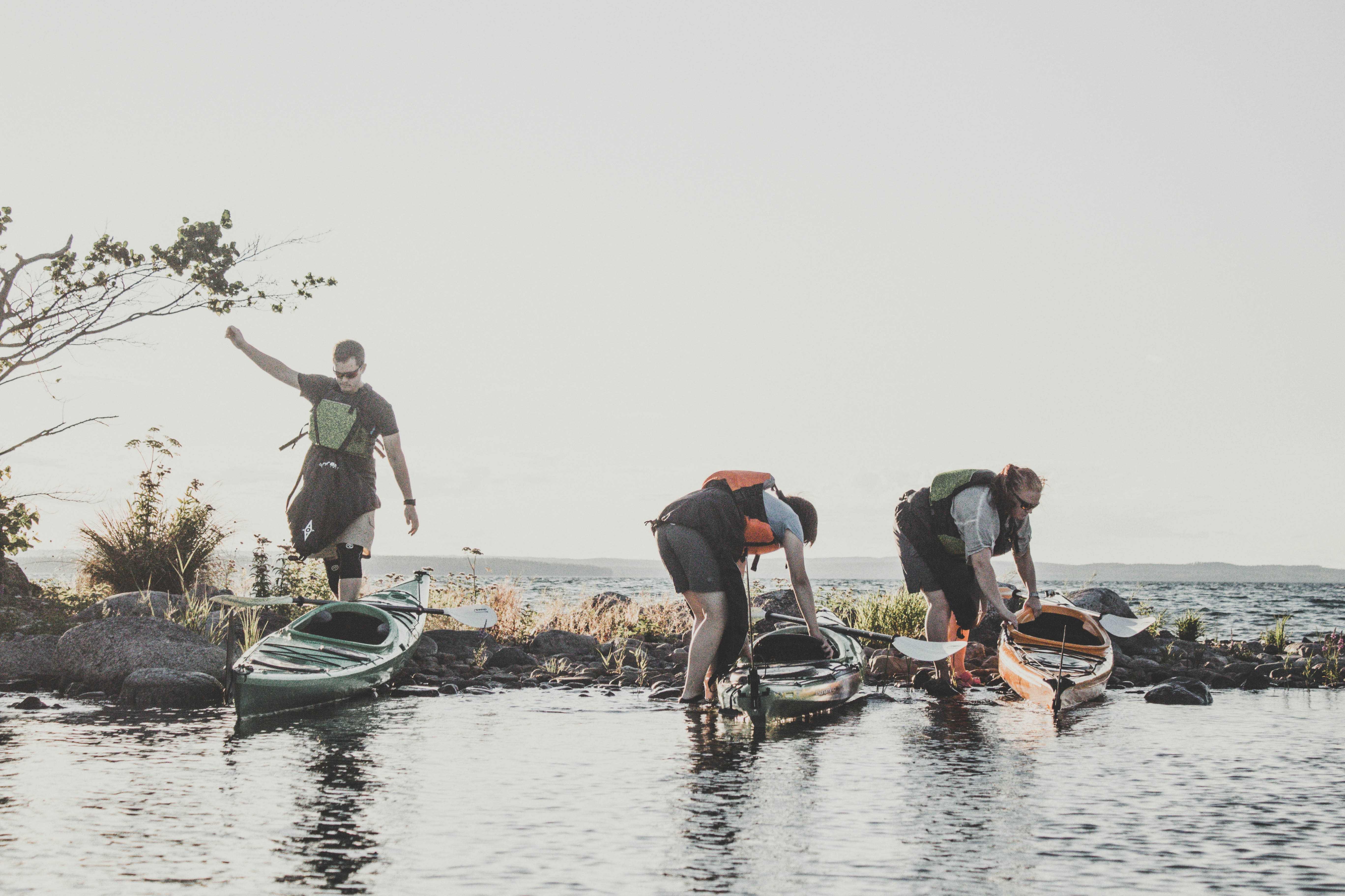 Kayaking Medevi (3h)