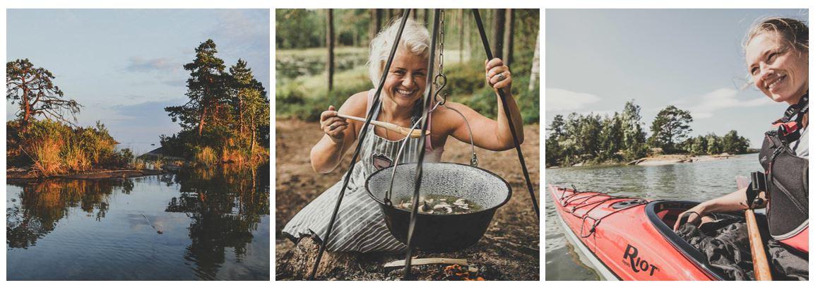 Kayaking weekend – WW & Elles Utemat