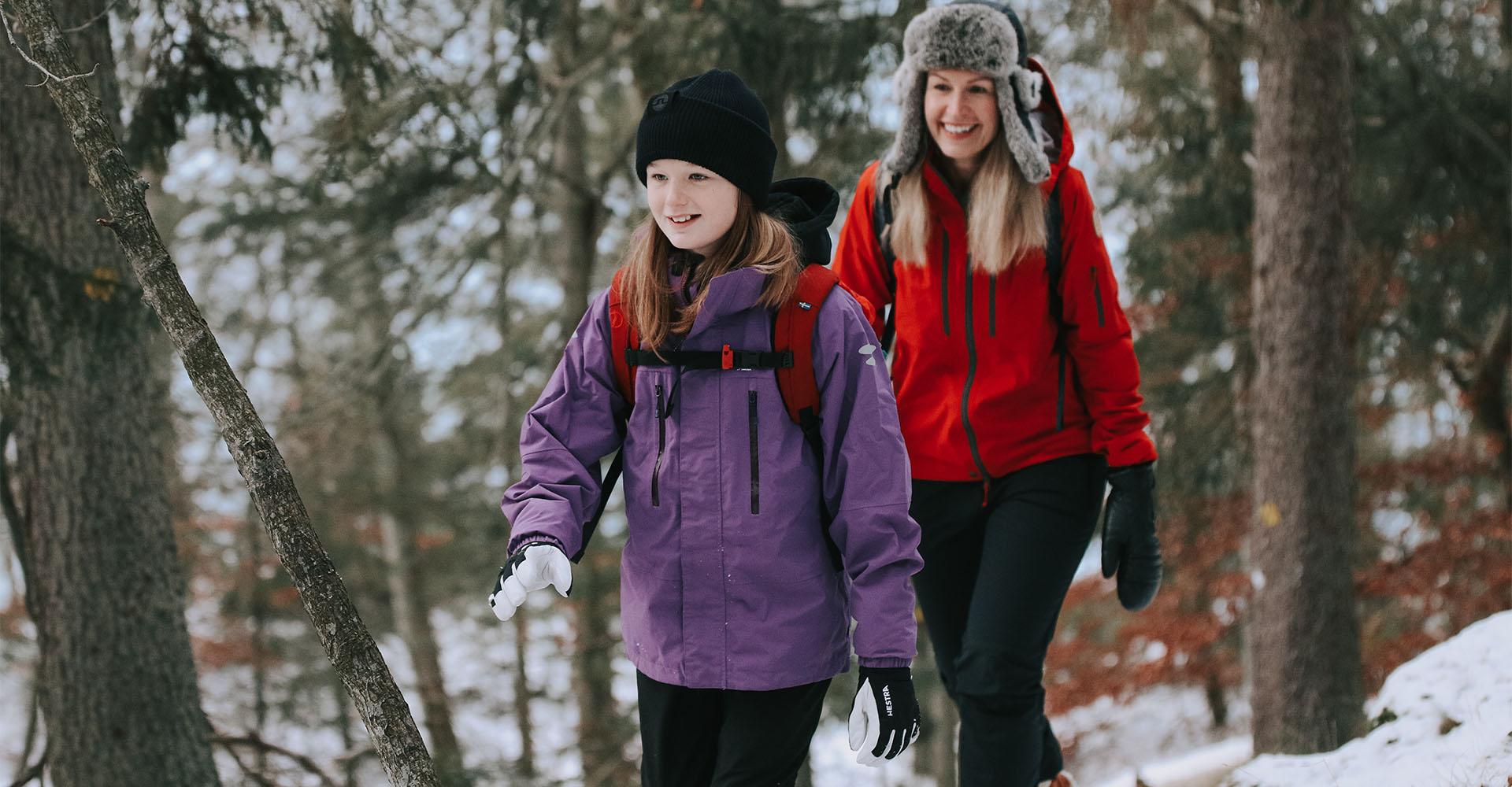 Vintervandring över Omberg (6-7h)