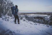 vintervandring på omberg